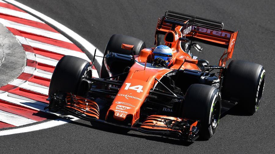 Fernando Alonso - Andrej Isakovic/AFP