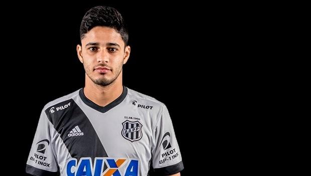 Leonardo Artur de Melo, meia da Ponte Preta