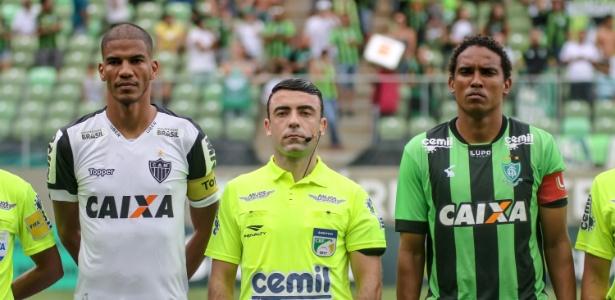 Atlético-MG venceu o América-MG por 3 a 0, na primeira fase do Estadual