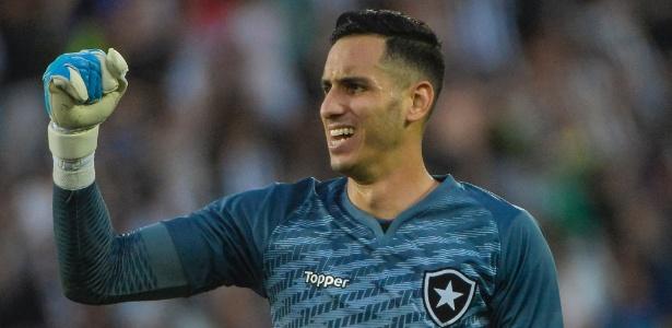 Gatito vai desfalcar o Botafogo por um tempo