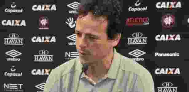 Fernando Diniz comandou o Atlético em 9 partidas desde janeiro - Reprodução/YouTube