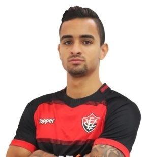 Bruno Gomes, atacante do Vitória