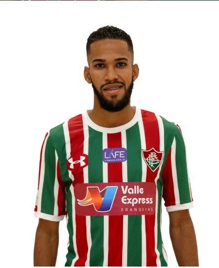 Everaldo, atacante do Fluminense