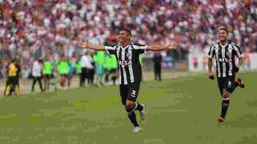 Juninho Quixadá perdeu o pai, que morreu vítima da covid-19 - Fernando Ferreira/cearasc.com