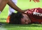 Camilo virou perito em bola parada e