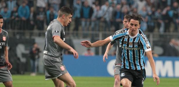 40cbb123f4 Grêmio é confirmado sem Grohe
