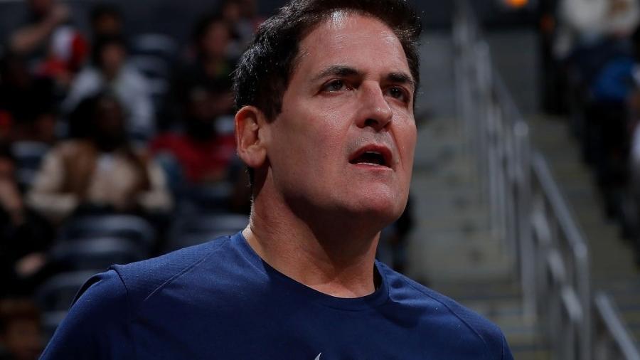 Mark Cuban, dono do Dallas Mavericks, fez acordo de R$ 40 milhões após casos de assédio - Kevin C. Cox/Getty Images