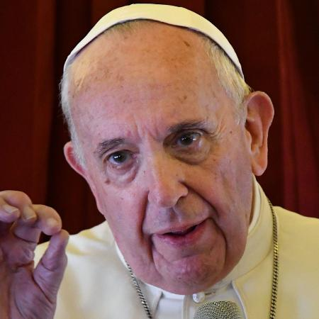 Papa Francisco - Alberto Pizzoli/AFP