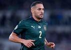 Lateral da seleção italiana jogou com dedo do pé fraturado por 80 minutos - Giuseppe Maffia/NurPhoto via Getty Images