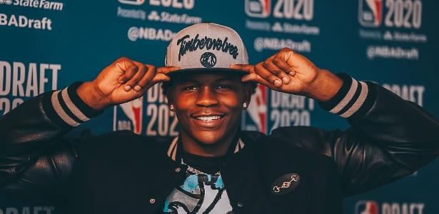 Basquete | Edwards é escolhido em 1º pelos Timberwolves no Draft da NBA