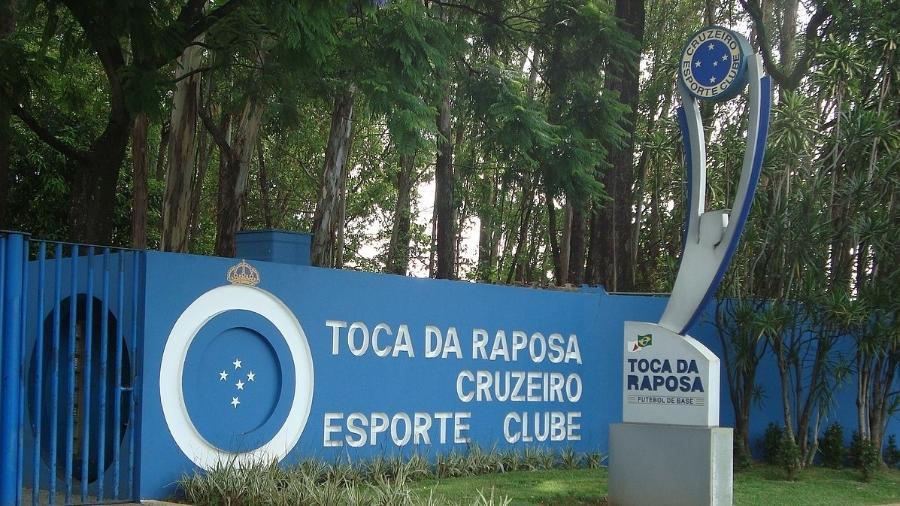 A Toca da Raposa I, agora Centro de Formação Felício Brandi, é a casa das categorias de base do Cruzeiro - Divulgação/Cruzeiro
