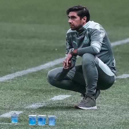 Abel Ferreira destacou chances criadas em partida de equilíbrio - Marcello Zambrana/AGIF