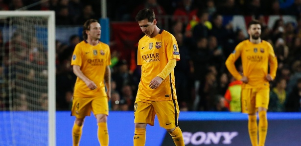 Messi é uma das baixas do Barcelona para o evento do prêmio de melhor do mundo da Fifa