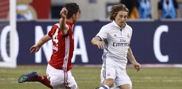 Apesar do jejum no Espanhol, Modric conquistou a Liga dos Campeões na última temporada
