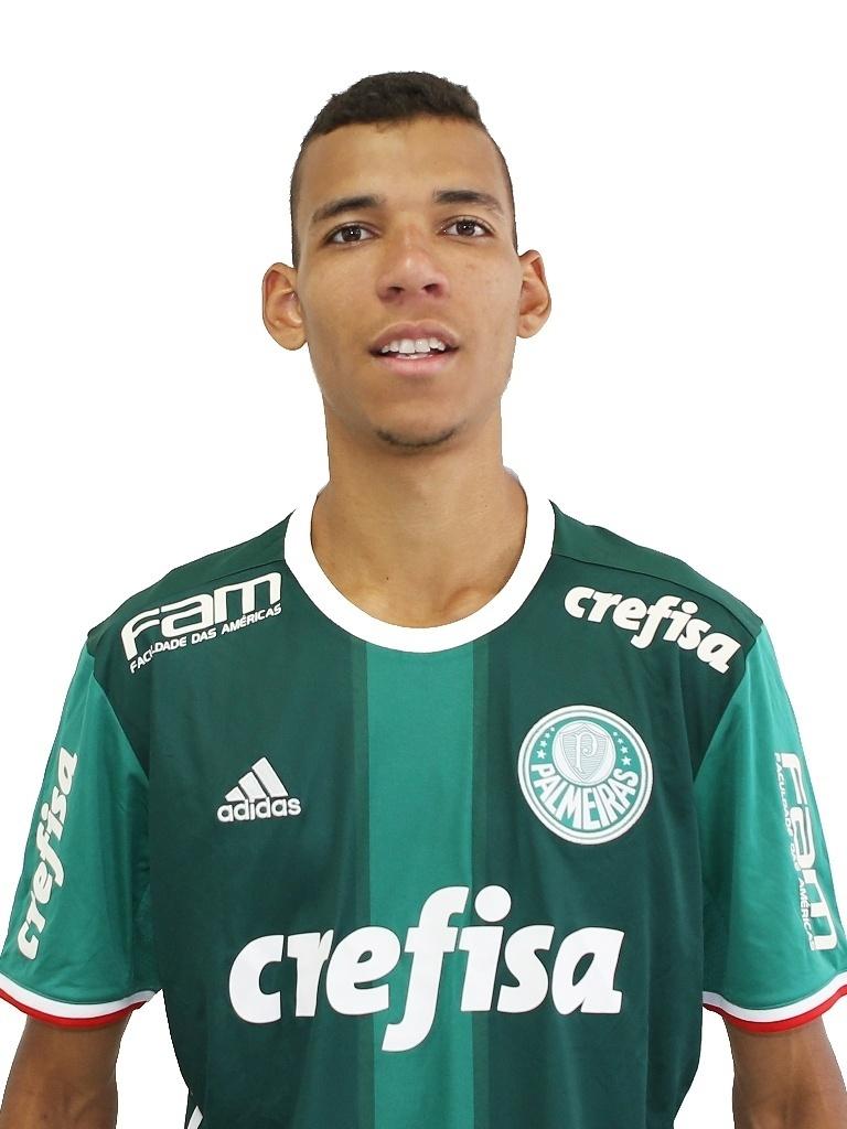 Magno, atacante sub-20 Palmeiras