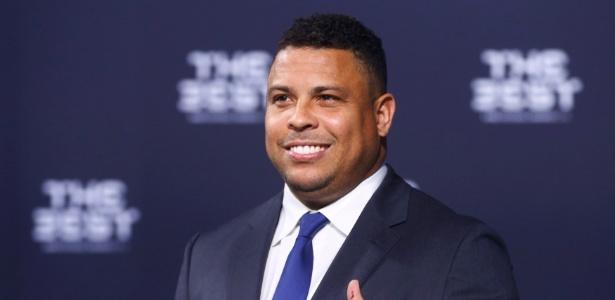 Ronaldo esteve no prêmio de melhor do mundo da Fifa, em Zurique, na Suíça
