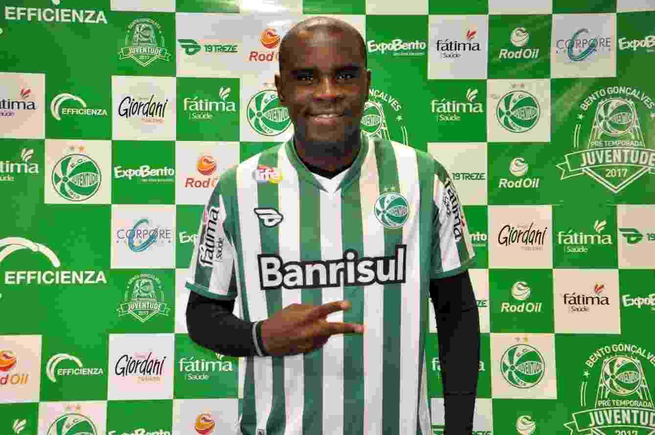 Hugo (36 anos), meia-atacante ex-São Paulo e Grêmio, jogará o Campeonato Gaúcho pelo Juventude - Divulgação / Juventude