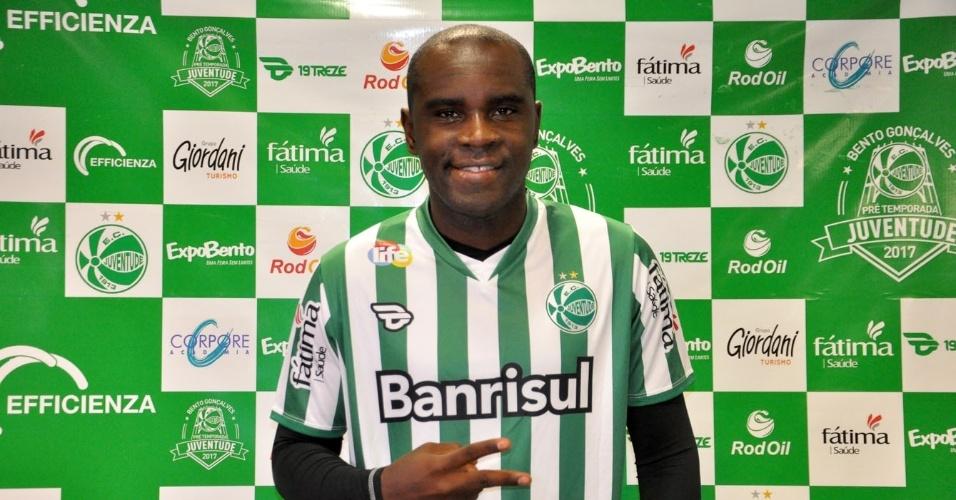 Hugo (36 anos), meia-atacante ex-São Paulo e Grêmio, jogará o Campeonato Gaúcho pelo Juventude