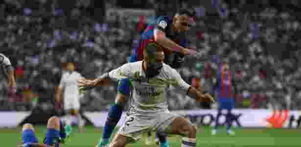 Carvajal é o titular da lateral direita do Real, deixando Danilo no banco - Reuters / Sergio Perez