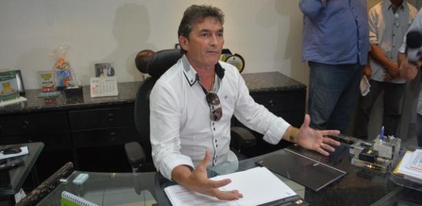 Vice-presidente da FPF, Nosmam Barreiro tentou assumir comandado da entidade nesta quinta