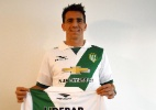 Emprestado pela quarta vez pelo Palmeiras, Mouche fecha com o Banfield - Divulgação/Banfield