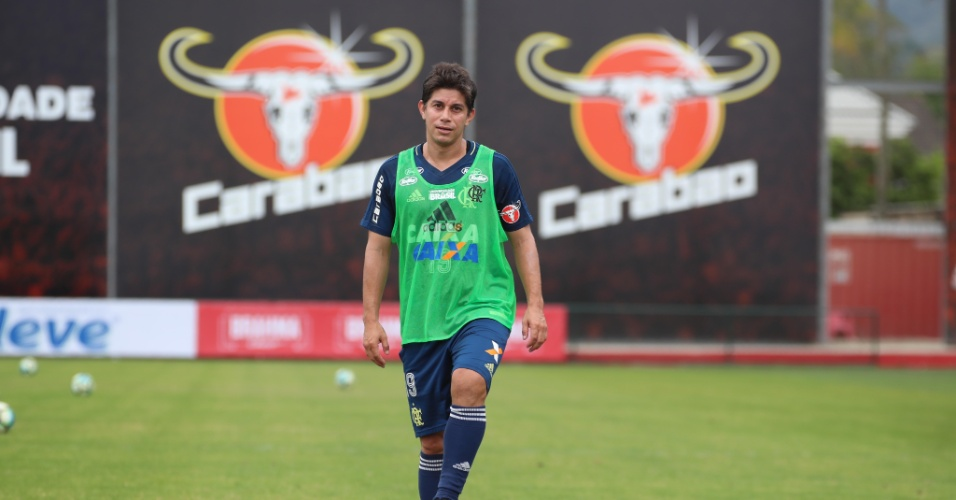 Darío Conca vive um ano delicado no Flamengo: frustração em todos os aspectos