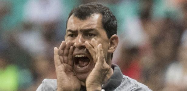 Carille tem contrato com o Corinthians para as temporadas 2018 e 2019 - Daniel Augusto Jr/Agência Corinthians