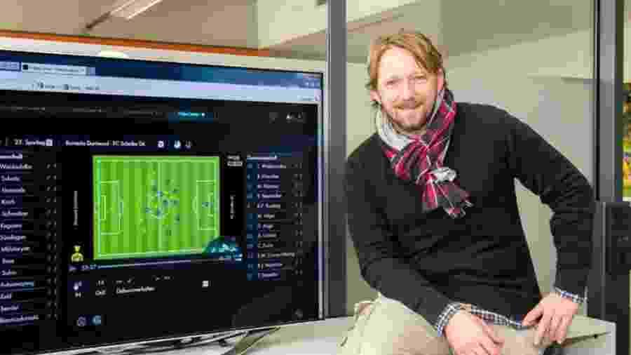O diretor Sven Mislintat deixa o Borussia Dortmund e vai para o Arsenal - divulgação/Borussia Dortmund