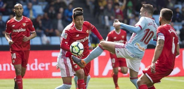 Arana acertou com o Sevilla logo depois da conquista do Corinthians no Campeonato Brasileiro