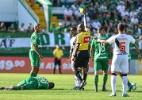 Vasco e Chapecoense empatam em jogo de gols perdidos - Ricardo Luis Artifon/AGIF
