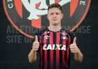 Atlético-PR empresta goleiro para a Série B e traz volante do Juventude - Fábio Wosniak/Site Oficial CAP