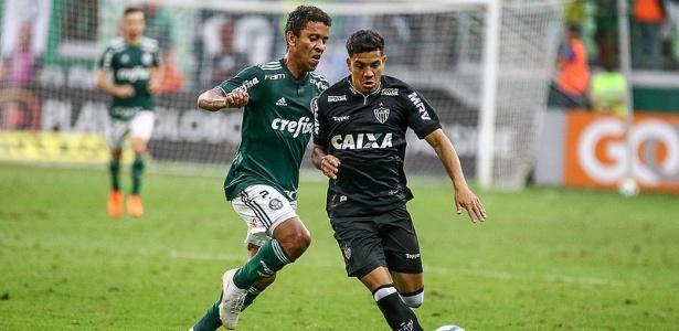 David Terans vai ter a primeira chance como titular do Atlético-MG - Bruno Cantini/Clube Atlético Mineiro