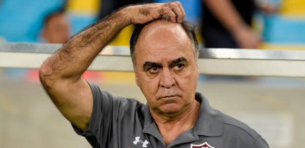 Marcelo Oliveira tem dúvidas para montar o Fluminense que joga diante do Inter - Thiago Ribeiro/AGIF