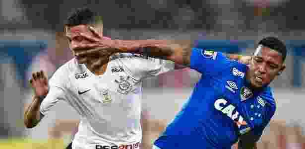 Thiaguinho ganhou espaço nas últimas semanas e pode virar titular do Corinthians - Pedro Vilela/Getty Images