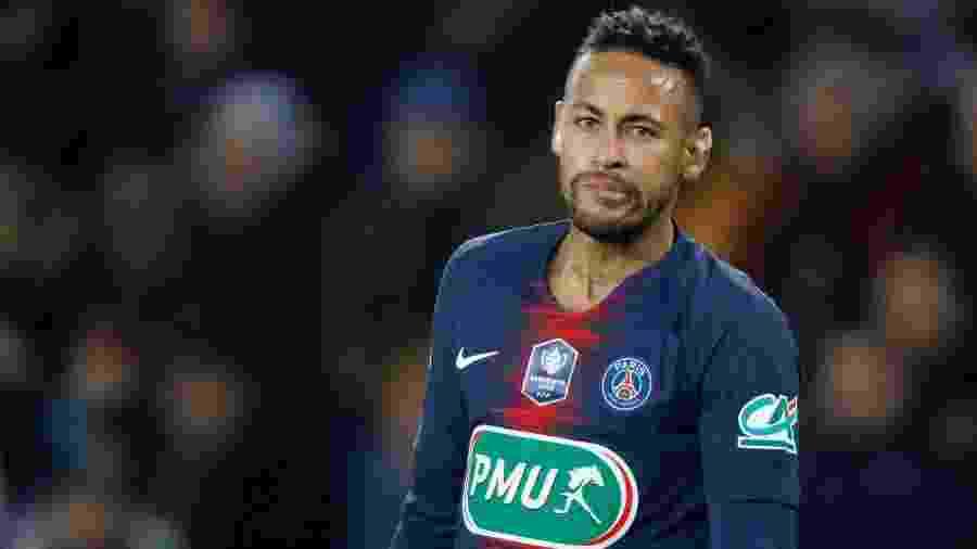 Neymar fez de tudo - até tentar tirar dinheiro do próprio bolso - para sair do PSG, mas clube francês rejeitou propostas - Charles Platiau/Reuters