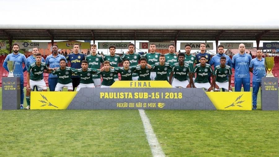 Palmeiras mandou jovens das categorias de base para hotel em São Paulo - Fabio Menotti/Divulgação