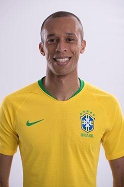 Miranda, seleção brasileira