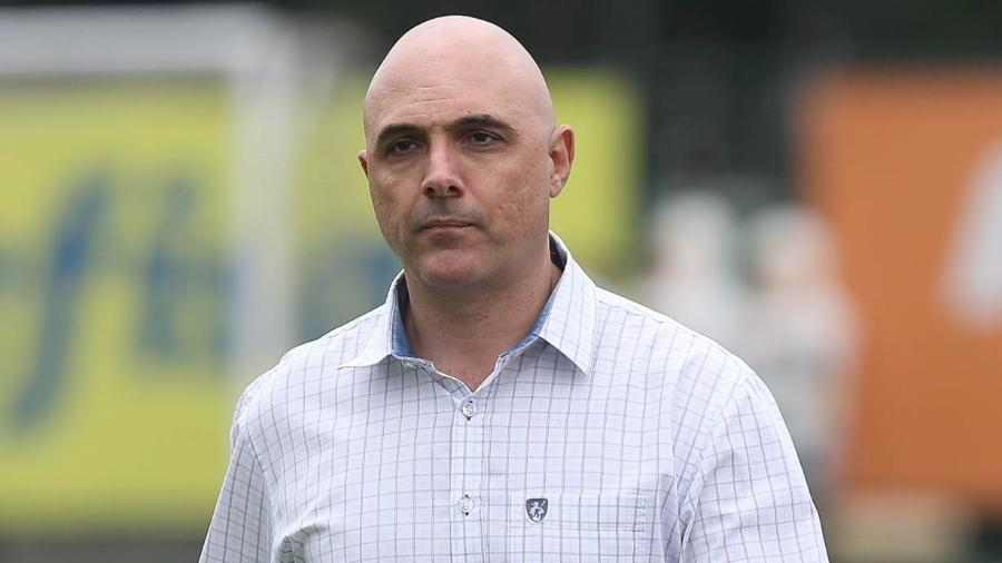 Maurício Galiotte, presidente do Palmeiras - Cesar Greco/Ag. Palmeiras/Divulgação