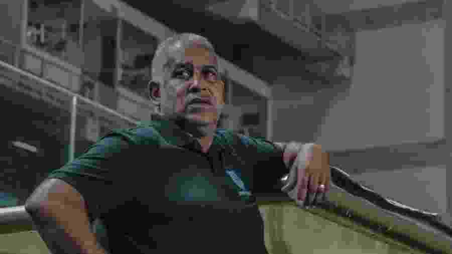 Ademir Fonseca, técnico da URT no Campeonato Mineiro - Assessoria de Imprensa URT