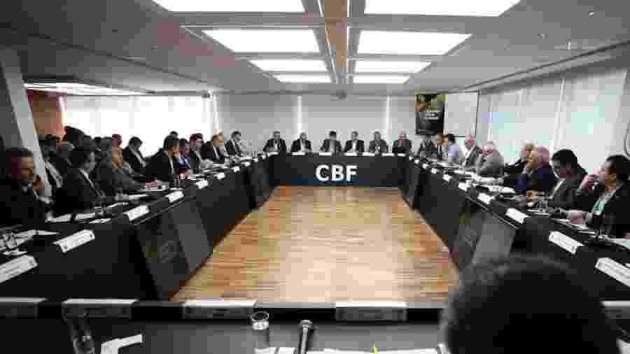Clubes aguardam manifestação oficial da CBF sobre contratos que se encerram em dezembro de 2020 - Lucas Figueiredo/CBF