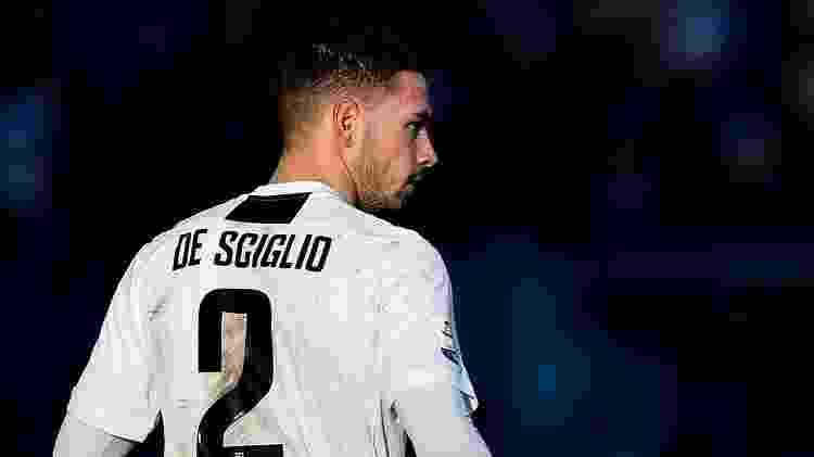 De Sciglio, lateral da Juventus - Reprodução/Instagram - Reprodução/Instagram