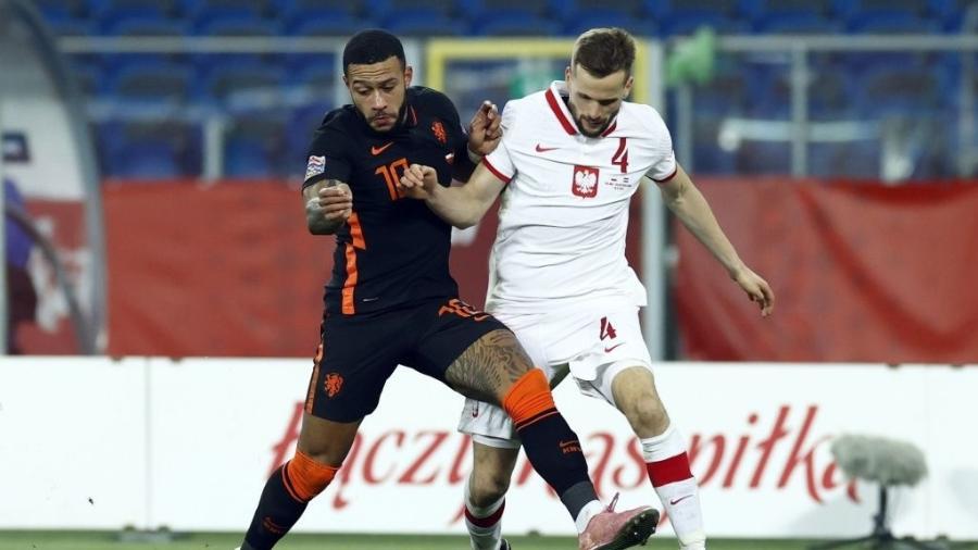 Polônia e Holanda se enfrentam pela Liga das Nações - ANP Sport/Getty Images