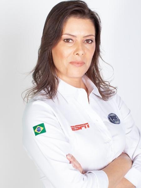 Luciana Mariano: a primeira narrador de futebol da televisão brasileira renova com a Disney - Divulgação/Disney