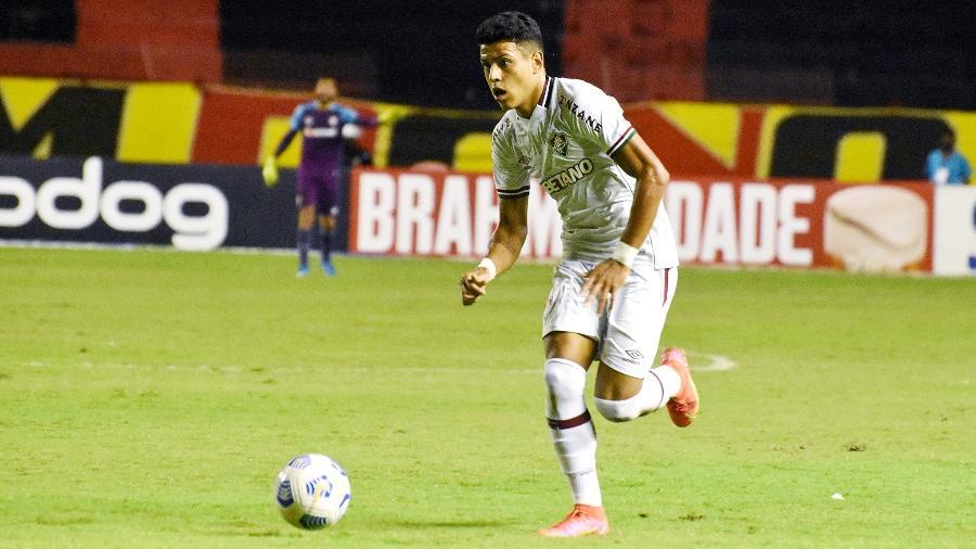 Sport vem de derrota por 2 a 1 para o Fluminense, na Ilha do Retiro - Mailson Santana/Fluminense