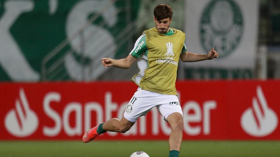 Matías Viña, do Palmeiras, vai defender a Roma de José Mourinho - Staff Images / CONMEBOL