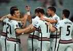 Portugal vence Azerbaijão e assume liderança do Grupo A das Eliminatórias - Tofik BABAYEV / AFP