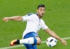 Itália suporta pressão da Bélgica e vence na estreia com golaço de Pellè - Max Rossi / REUTERS