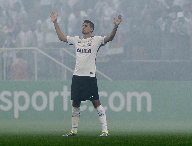 Pedro Henrique foi titular em todos os jogos de Cristóvão Borges no Corinthians