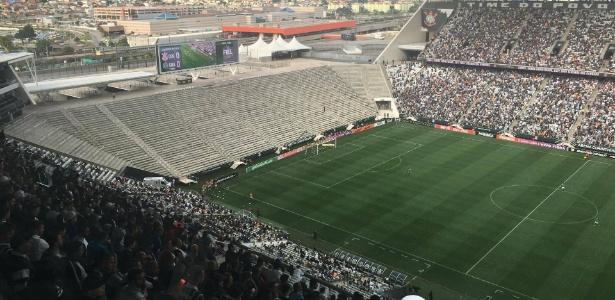 Arena Corinthians receberá amistoso no próximo dia 1º