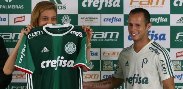 Palmeiras e Crefisa finalizaram o acordo; evento no clube reunirá conselheiros nesta quarta